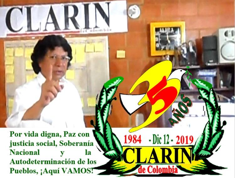 35 años CLARIN de Colombia, Inclaudicable y entre los mejores