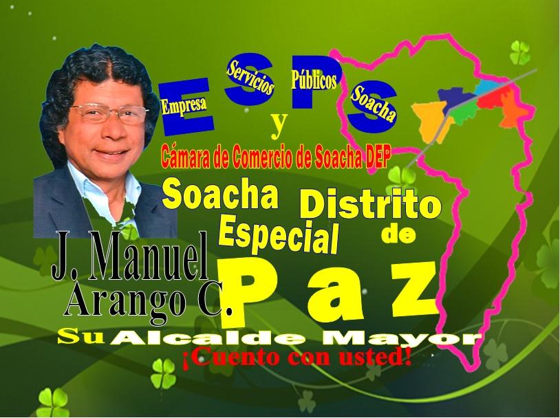 Cámara de Comercio y Empresas de Servicios Públicos en Soacha Distrito Especial de Paz