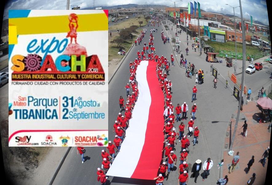 """""""ExpoSoacha2018"""",  la mejor Rueda de Negocios en Colombia (GALERIA)"""