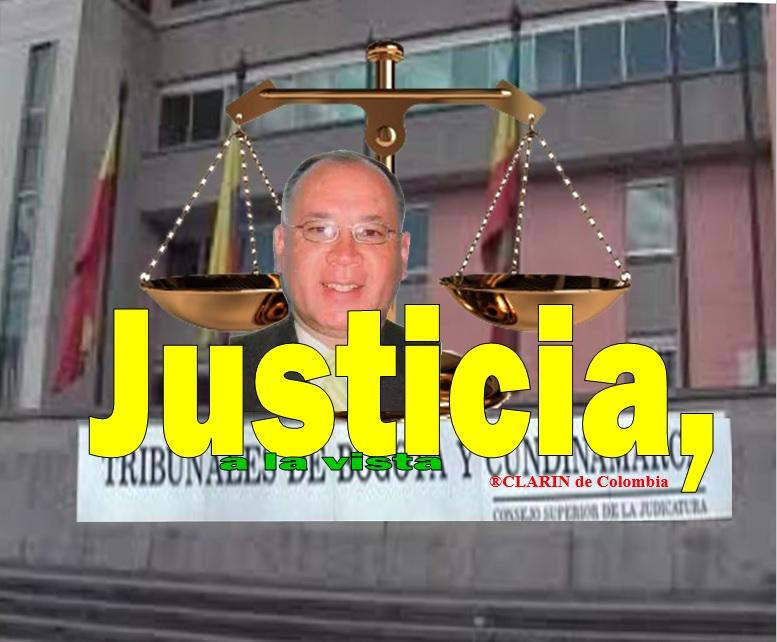 Justicia a la vista