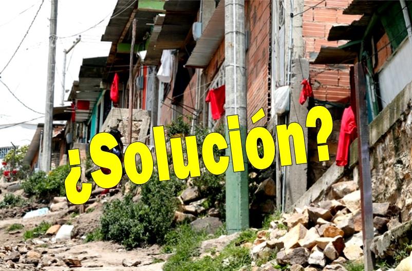 Mercados que no llegan en Soacha ¿para quienes?