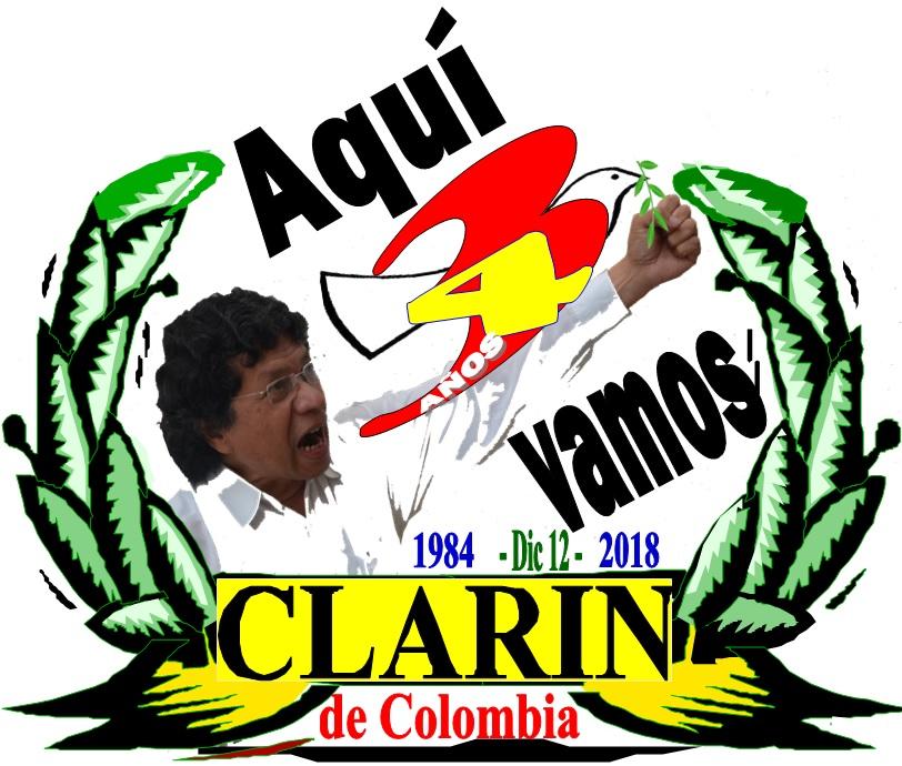 J. M. Arango C. y CLARIN de Colombia