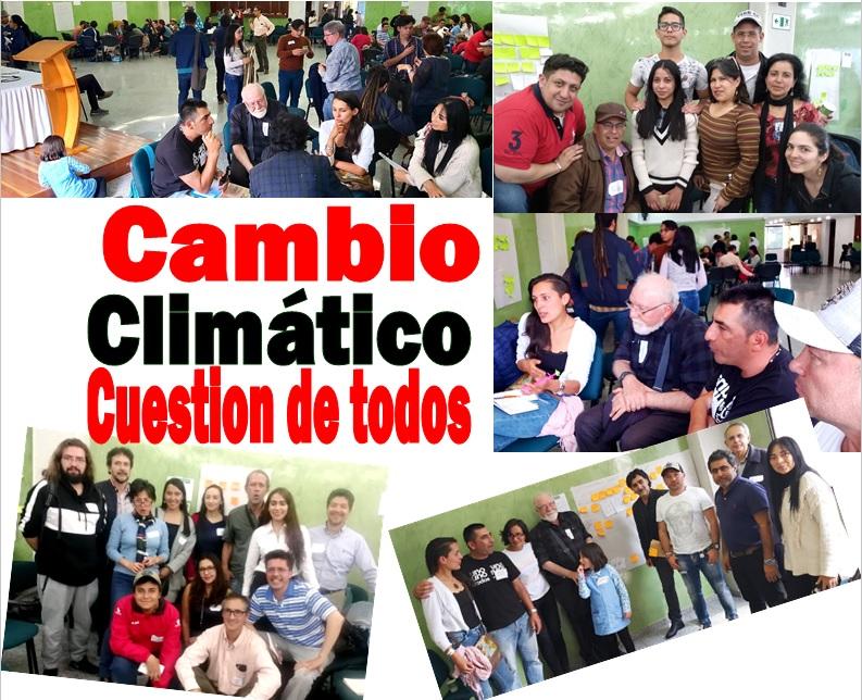 """""""El cambio climático, es ya un proceso irreversible"""": Profesor Wilches"""